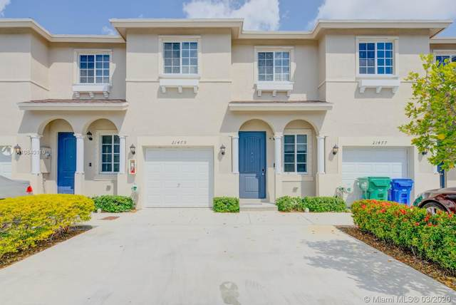 21479 NW 14th Ct, Miami Gardens, FL 33169 (MLS #A10840119) :: United Realty Group