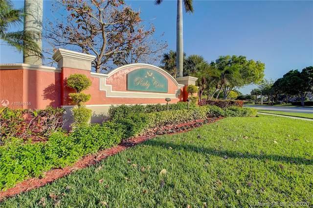 16517 Turquoise Trl, Weston, FL 33331 (MLS #A10840155) :: The Teri Arbogast Team at Keller Williams Partners SW