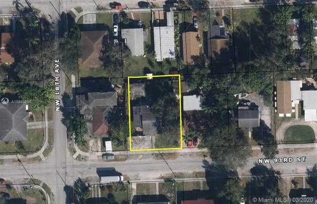 1779 NW 93rd St, Miami, FL 33147 (MLS #A10840258) :: Julian Johnston Team