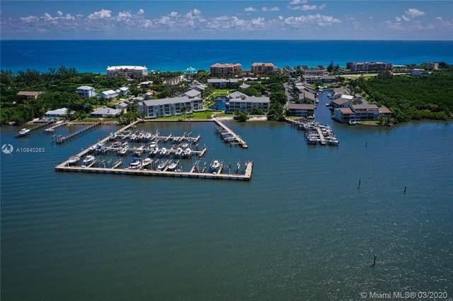 1550 NE Ocean Blvd #206, Stuart, FL 34996 (MLS #A10840263) :: Albert Garcia Team