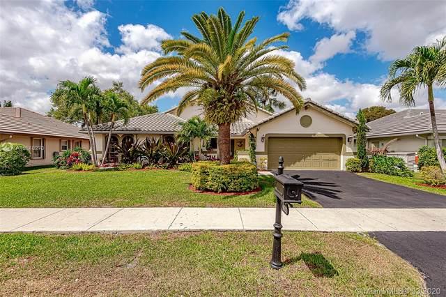 9617 SW Sugar Pines Ct, Davie, FL 33328 (MLS #A10840270) :: United Realty Group