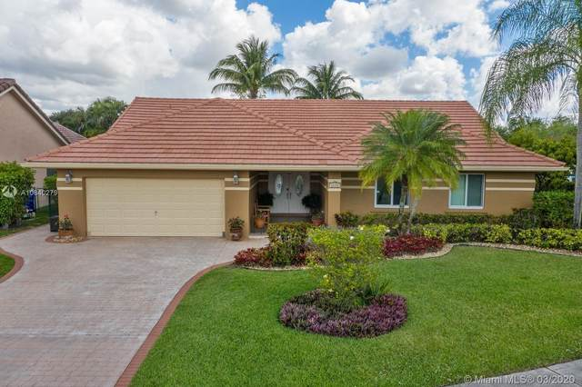 16131 NW 9th Dr, Pembroke Pines, FL 33028 (MLS #A10840279) :: United Realty Group