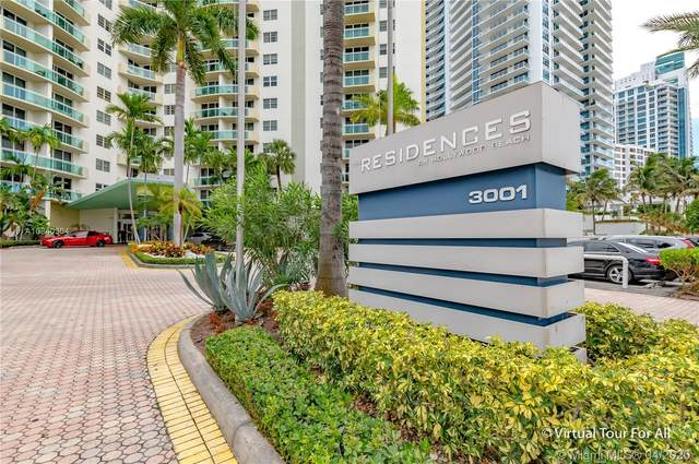 3001 S Ocean Dr #445, Hollywood, FL 33019 (MLS #A10840304) :: Green Realty Properties