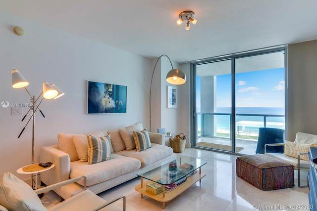 6799 Collins Ave #804, Miami Beach, FL 33141 (MLS #A10840551) :: The Pearl Realty Group