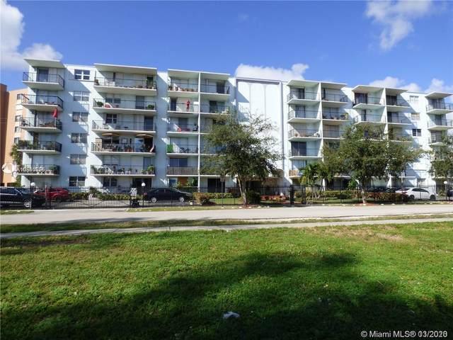 12500 NE 15th Ave #405, North Miami, FL 33161 (MLS #A10840556) :: Lucido Global