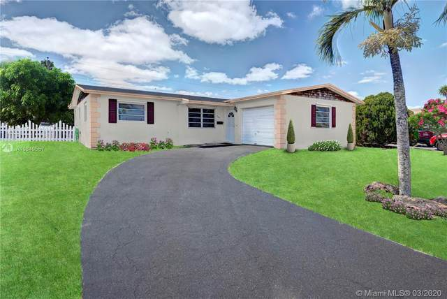 7640 Hope St., Pembroke Pines, FL 33024 (MLS #A10840557) :: ONE | Sotheby's International Realty