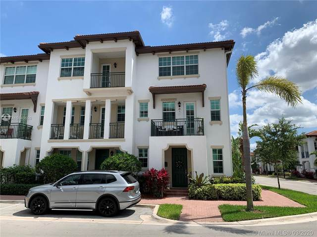11981 SW 28th Ct #11981, Miramar, FL 33025 (MLS #A10840650) :: THE BANNON GROUP at RE/MAX CONSULTANTS REALTY I