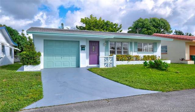 4515 NW 49th St, Tamarac, FL 33319 (MLS #A10840688) :: ONE | Sotheby's International Realty