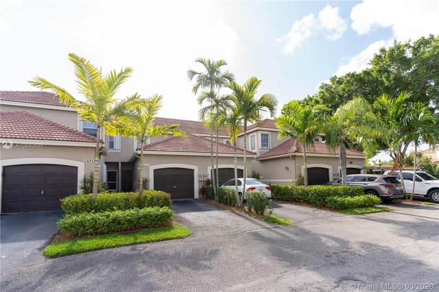 1511 Sorrento Dr #1511, Weston, FL 33326 (MLS #A10840699) :: The Howland Group