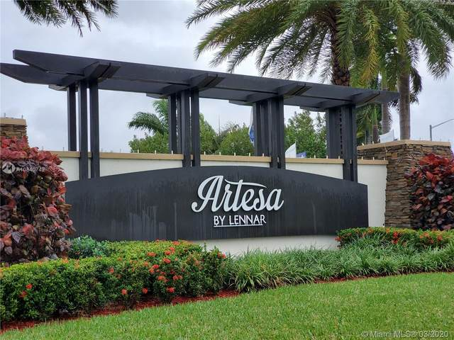 11421 SW 248th Ln #11421, Homestead, FL 33032 (MLS #A10840742) :: Albert Garcia Team
