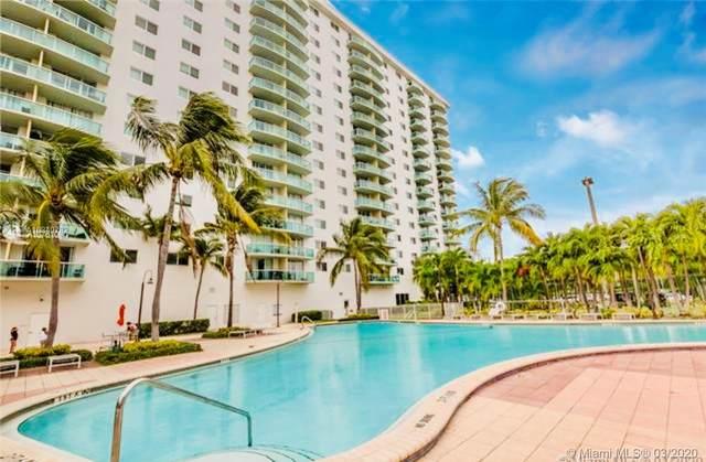 19380 Collins Ave #204, Sunny Isles Beach, FL 33160 (MLS #A10840782) :: Albert Garcia Team
