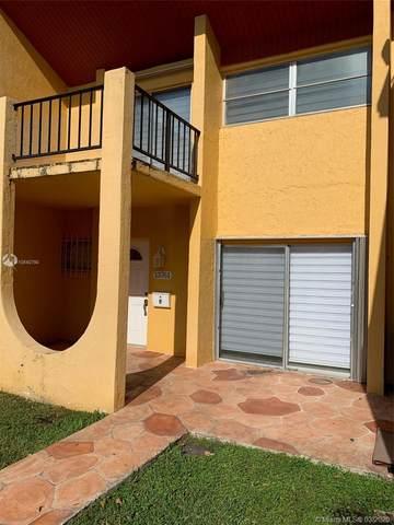 13761 SW 84th St F, Miami, FL 33183 (MLS #A10840790) :: Albert Garcia Team