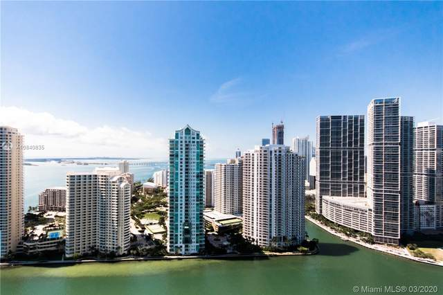 335 S Biscayne Blvd #3903, Miami, FL 33131 (MLS #A10840835) :: The Teri Arbogast Team at Keller Williams Partners SW