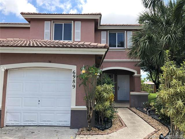 6989 SW 164th Ct, Miami, FL 33193 (MLS #A10840842) :: ONE Sotheby's International Realty