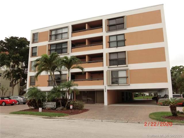 5495 NE 25th Ave #202, Fort Lauderdale, FL 33308 (MLS #A10841061) :: Lucido Global