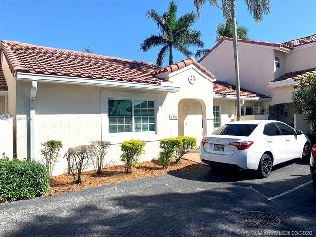 1526 Springside Ter, Weston, FL 33326 (MLS #A10841142) :: The Howland Group