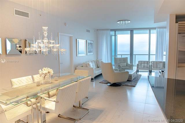 17121 Collins Ave #4003, Sunny Isles Beach, FL 33160 (#A10841213) :: Real Estate Authority