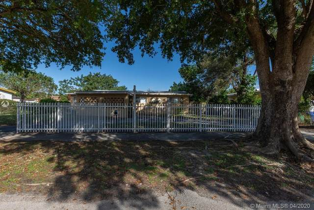 7515 NW 14th Ct, Miami, FL 33147 (MLS #A10841237) :: Lucido Global