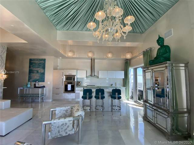 3739 E Collins Ave N-601/603, Miami Beach, FL 33140 (MLS #A10841273) :: Lucido Global