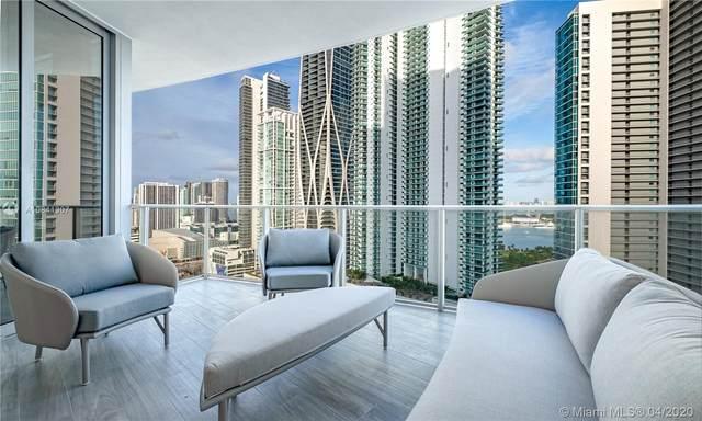 851 NE 1st Ave #2503, Miami, FL 33132 (MLS #A10841307) :: Prestige Realty Group