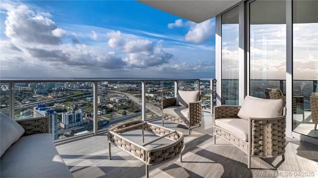 851 NE 1st Ave #4304, Miami, FL 33132 (MLS #A10841309) :: Prestige Realty Group