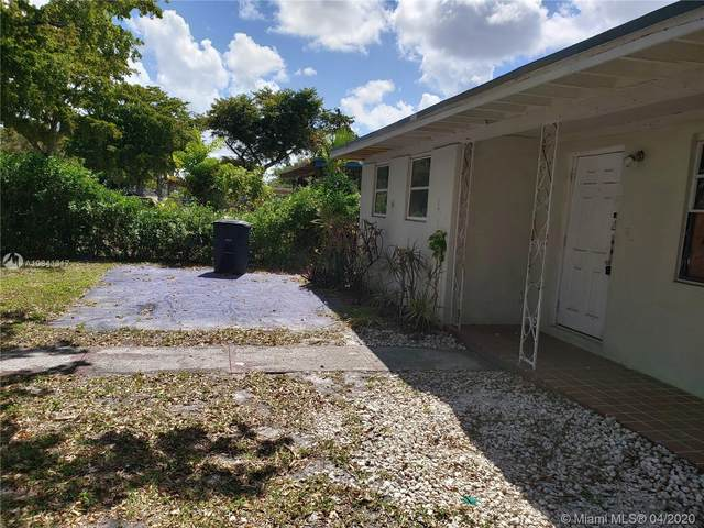 12320 NW 13th Ave, North Miami, FL 33167 (MLS #A10841317) :: Lucido Global