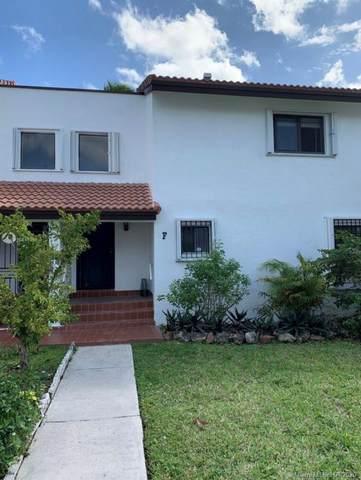 1491 SW 124th Ct 8-F, Miami, FL 33184 (#A10841361) :: Dalton Wade
