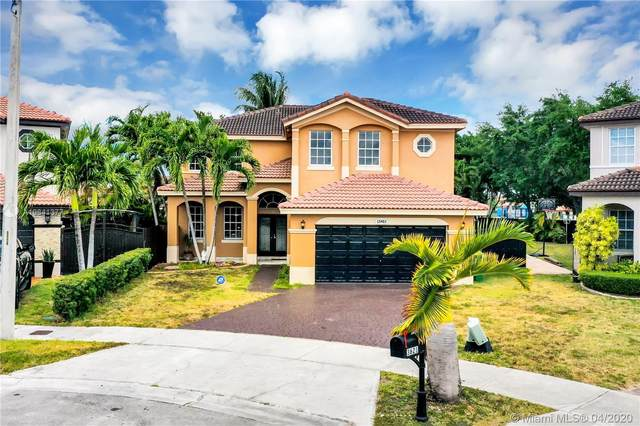 15411 SW 36th Ter, Miami, FL 33185 (MLS #A10841377) :: THE BANNON GROUP at RE/MAX CONSULTANTS REALTY I