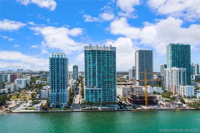 665 NE 25th St #1901, Miami, FL 33137 (MLS #A10841549) :: The Jack Coden Group