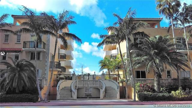 9499 Collins Ave #311, Surfside, FL 33154 (MLS #A10841563) :: Miami Villa Group