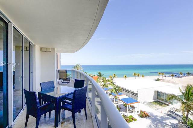 18911 Collins Ave #703, Sunny Isles Beach, FL 33160 (MLS #A10841576) :: Lucido Global