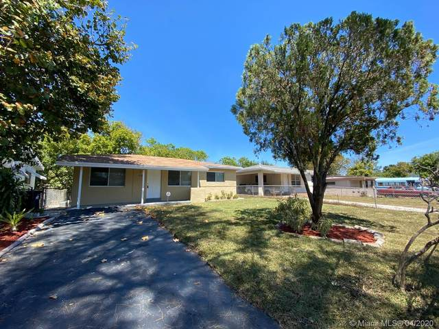 1335 NW 11th St, Fort Lauderdale, FL 33311 (MLS #A10841592) :: The Howland Group
