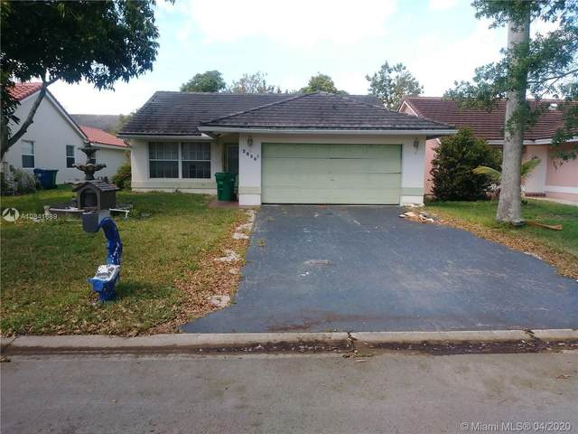 2828 NW 95 AV, Coral Springs, FL 33065 (MLS #A10841689) :: Castelli Real Estate Services