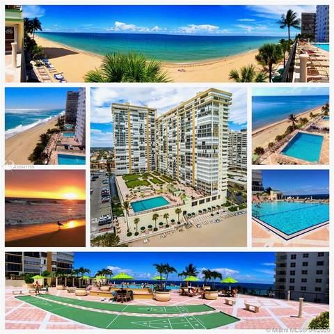 4280 Galt Ocean Dr 17G, Fort Lauderdale, FL 33308 (MLS #A10841759) :: Grove Properties