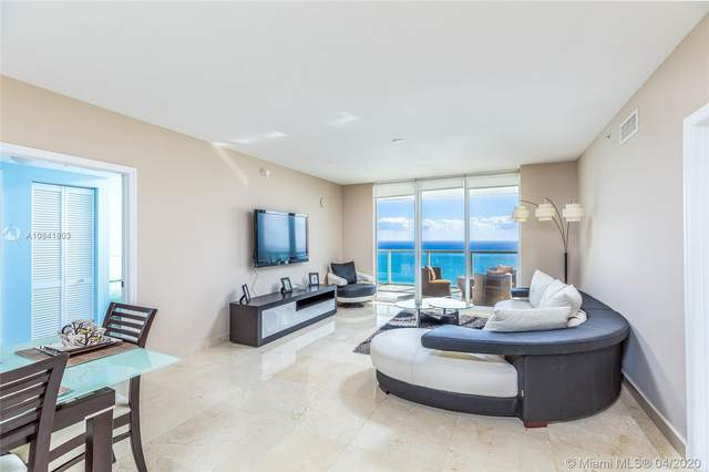 16699 Collins Ave #3903, Sunny Isles Beach, FL 33160 (MLS #A10841803) :: The Paiz Group
