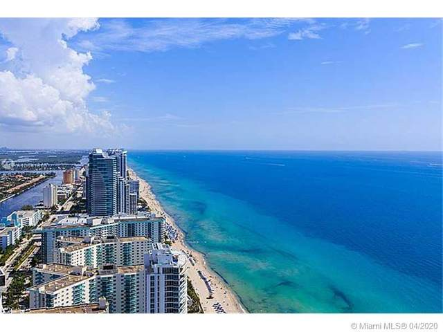 1830 S Ocean Dr #4910, Hallandale Beach, FL 33009 (MLS #A10841865) :: Ray De Leon with One Sotheby's International Realty