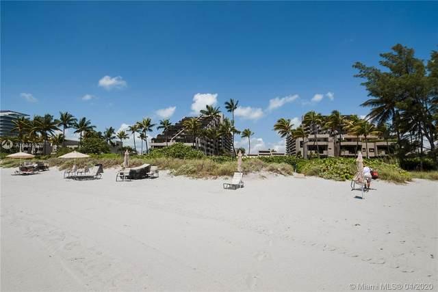 251 Crandon Blvd #161, Key Biscayne, FL 33149 (MLS #A10841870) :: Lucido Global