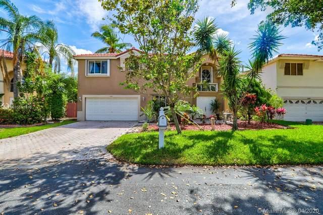 2650 N Rampart Way N, Cooper City, FL 33026 (MLS #A10841916) :: Green Realty Properties