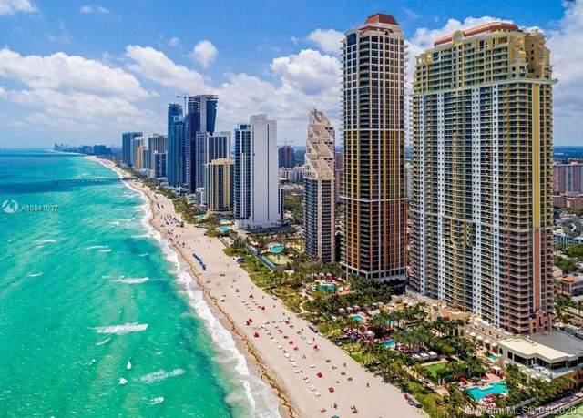 17875 Collins Ave #1001, Sunny Isles Beach, FL 33160 (MLS #A10841937) :: Miami Villa Group