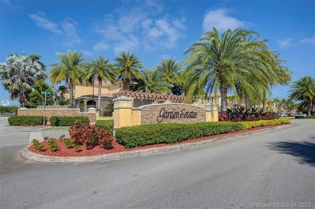 11928 SW 153rd Ct #11928, Miami, FL 33196 (MLS #A10841992) :: Castelli Real Estate Services