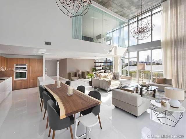 3301 NE 1st Ave L04ph7, Miami, FL 33137 (MLS #A10842026) :: Grove Properties