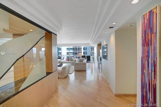 10155 Collins Ave #908, Bal Harbour, FL 33154 (MLS #A10842066) :: Dalton Wade Real Estate Group