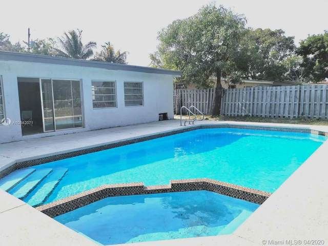4691 NW 4th Ct, Plantation, FL 33317 (MLS #A10842071) :: Patty Accorto Team
