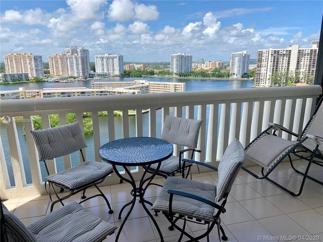 1000 Island Blvd #1610, Aventura, FL 33160 (MLS #A10842095) :: United Realty Group