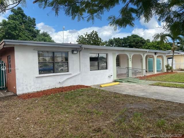 343 W 44th St, Hialeah, FL 33012 (MLS #A10842109) :: Green Realty Properties
