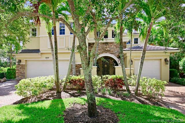 1200 Merlot Dr, Palm Beach Gardens, FL 33410 (#A10842148) :: Dalton Wade