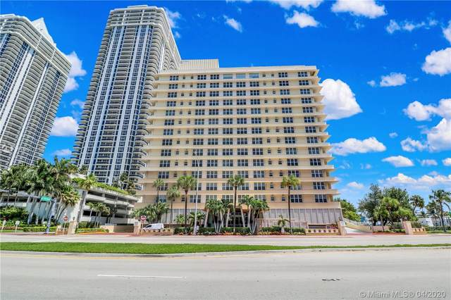 4747 Collins Ave #1109, Miami Beach, FL 33140 (MLS #A10842166) :: Green Realty Properties