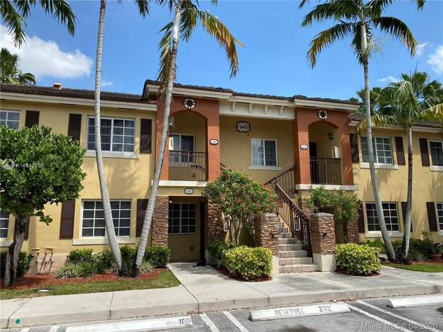 945 NE 33rd Ter #202, Homestead, FL 33033 (MLS #A10842203) :: Berkshire Hathaway HomeServices EWM Realty