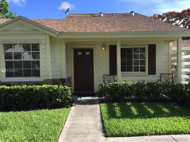 13729 SW 149th Cir Ln 4-50, Miami, FL 33186 (MLS #A10842217) :: THE BANNON GROUP at RE/MAX CONSULTANTS REALTY I