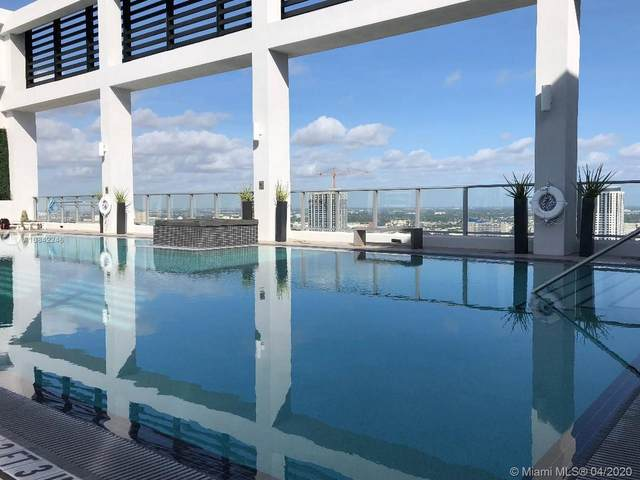 151 SE 1st St #1905, Miami, FL 33131 (MLS #A10842246) :: Prestige Realty Group